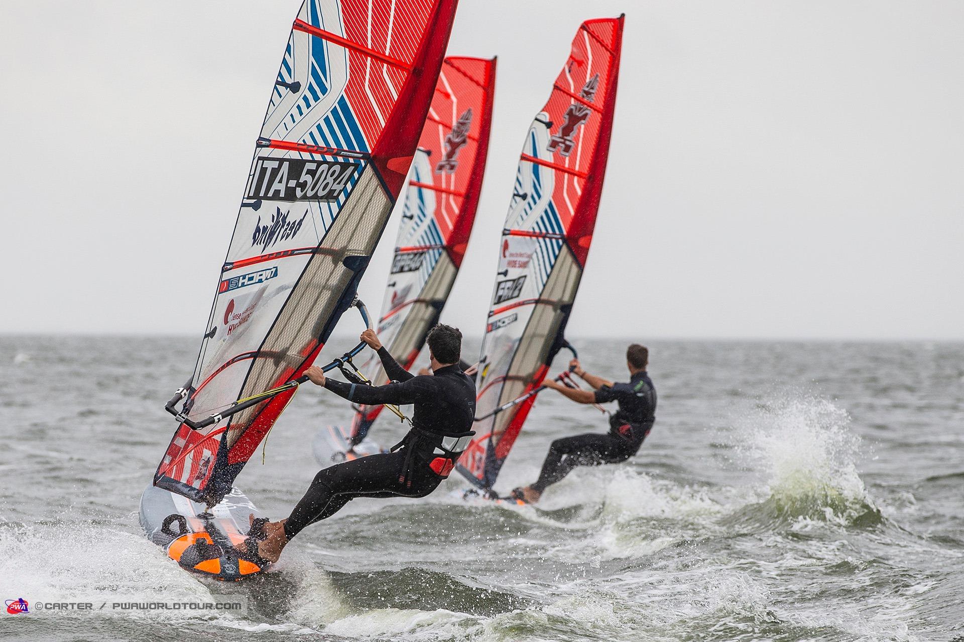 Team SEVERNE in Dänemark