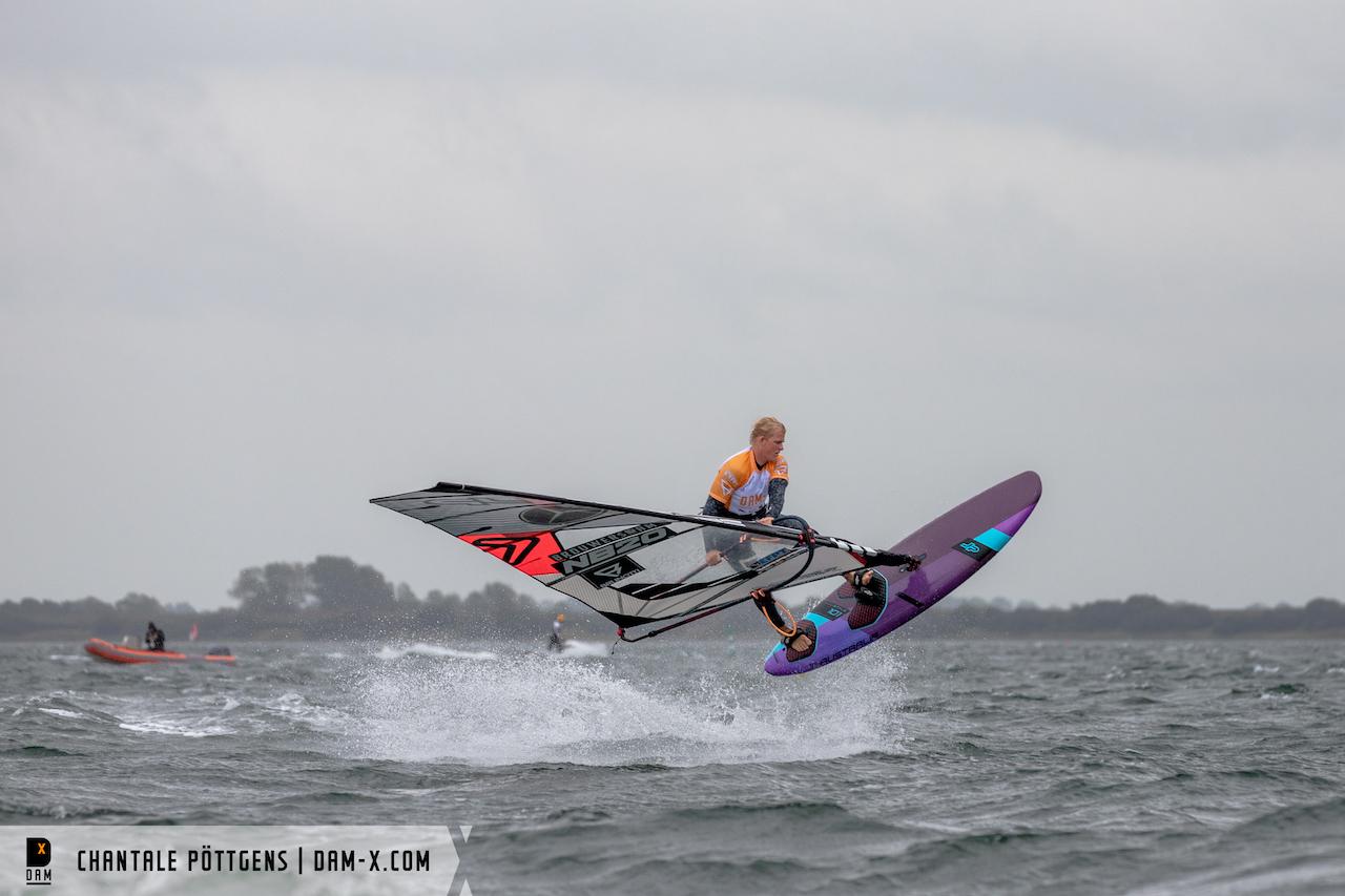 Amado Vrieswijk - Shaka beim EFPT Event am Zeil & Surfcentrum Brouwersdam